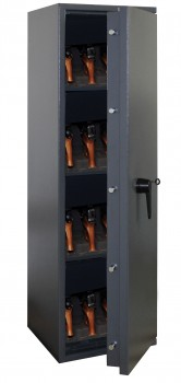 Kurzwaffentresor EN 1143-1 Security Safe 1 3-125 | 1400x400x420mm