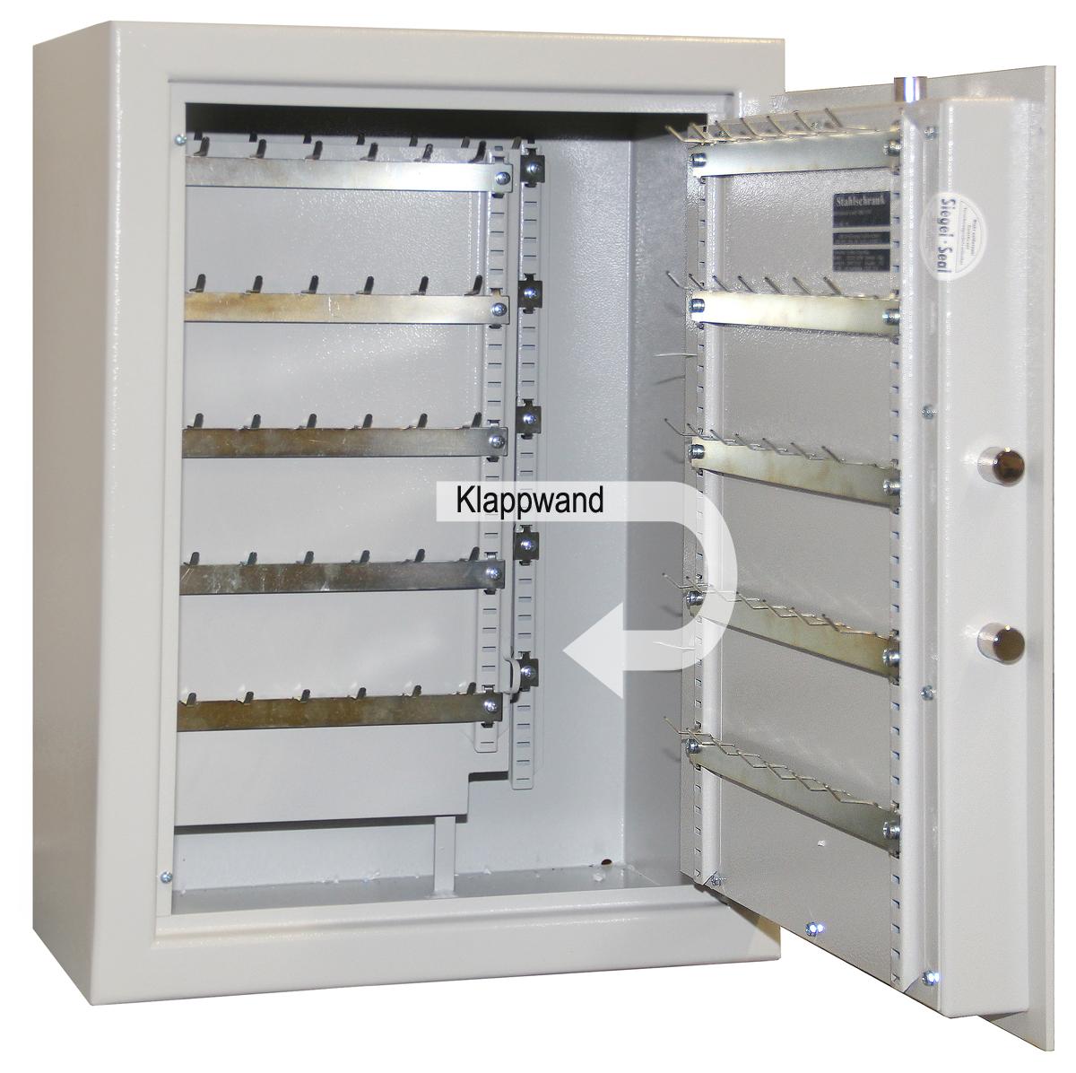 Schlüsseltresor ST 140 AS Tresor für 70 Autoschlüssel als ...
