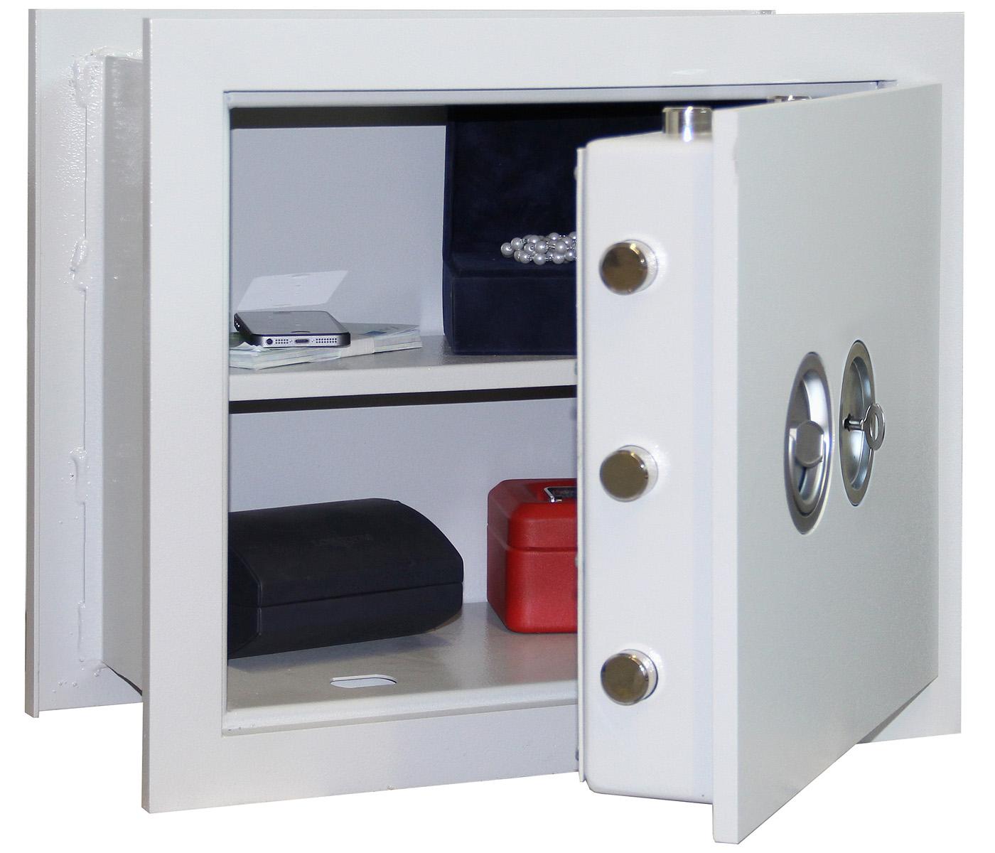 wandtresor format wega 30 260 en 1143 1 einmauertresor vds klasse 1. Black Bedroom Furniture Sets. Home Design Ideas