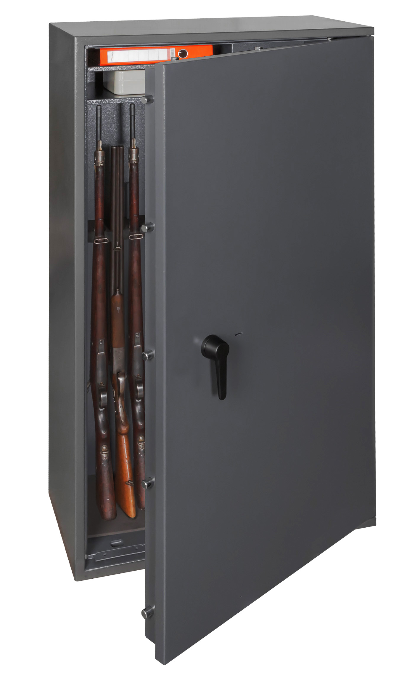 Waffenschrank Grad 0 EN 1143-1 Gun Safe 1-8 Kombi mit Regalteil