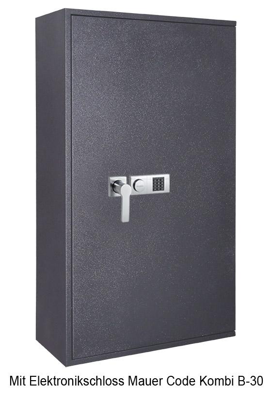 waffenschrank grad 0 en 1143 1 gun safe 1 8 kombi mit regalteil. Black Bedroom Furniture Sets. Home Design Ideas