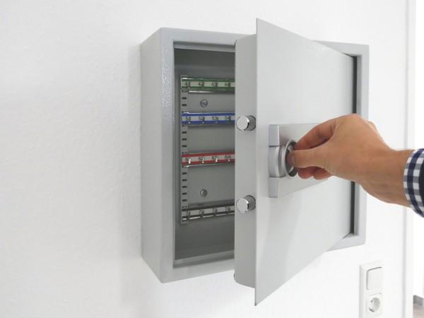 Schlüsselschrank SLE 80 für 80 Schlüssel mit Elektronikschloss